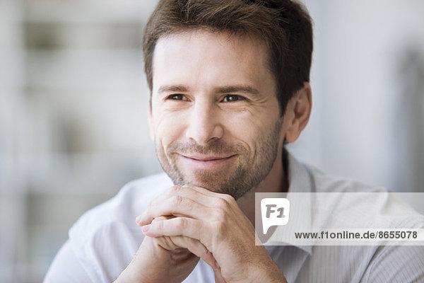 Mittlerer Erwachsener Mann  Portrait