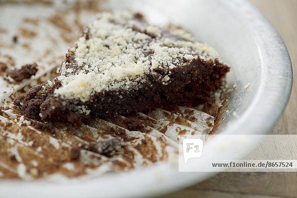 Torte  Schokolade  Mandel