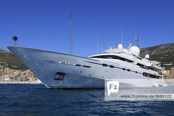 Anker frontal Yacht Monaco