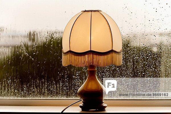 Reykjavik  Hauptstadt  Außenaufnahme  bedecken  Fenster  Wärme  Symbol  Regen  innerhalb  Ansicht  schwer  Island
