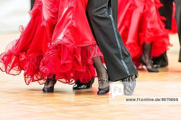 Europa , Wettbewerb , tanzen , Ballsaal , Deutschland