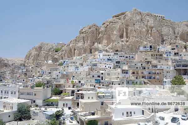 Dorf Ansicht Syrien