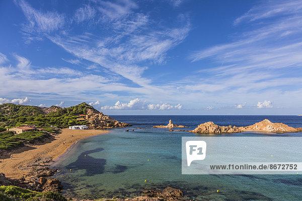 Menorca Balearen Balearische Inseln Spanien