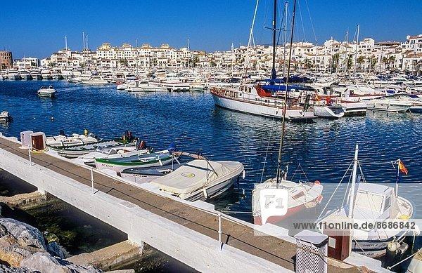 Andalusien , Malaga , Marbella , Spanien