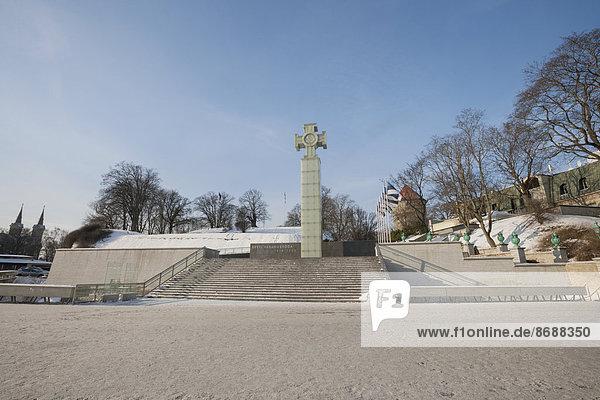 Tallinn  Hauptstadt  Europa  Estland