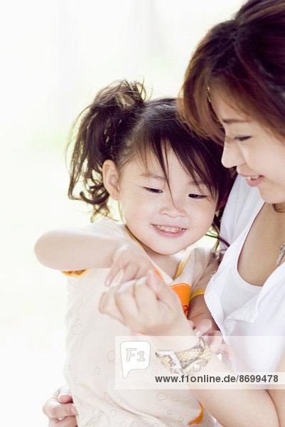 Tochter  Mutter - Mensch  japanisch