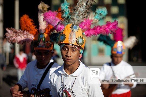 Großstadt  zeigen  Mexiko  Basilika  Wallfahrt