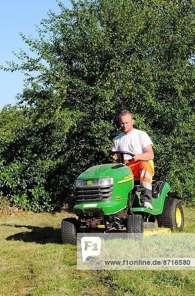 Frankreich  Gartenbau  Aveyron