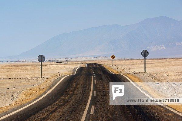 Küstenstraße  Chile