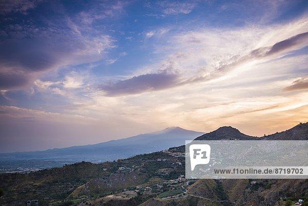 Europa  UNESCO-Welterbe  Italien  Sizilien  Taormina