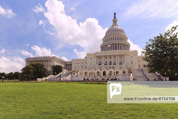 Kapitol  Washington  D.C.  USA
