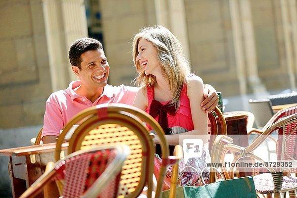 trinken  Terrasse  Kaffee  Spanien