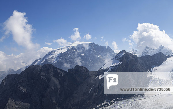 Ortler  Ortlergruppe  Vinschgau  Südtirol  Italien