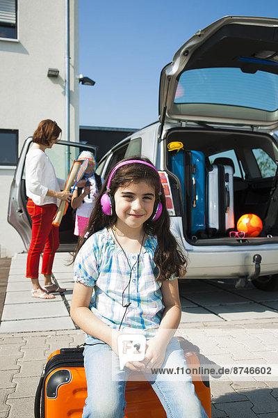 beladen Kleintransporter Urlaub Gepäck Baden-Württemberg Lieferwagen