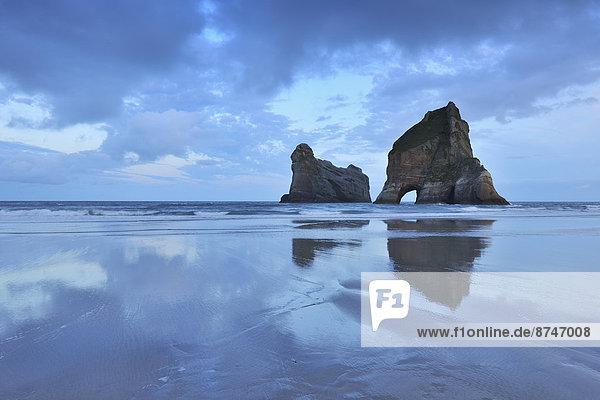 neuseeländische Südinsel Golden Bay Neuseeland