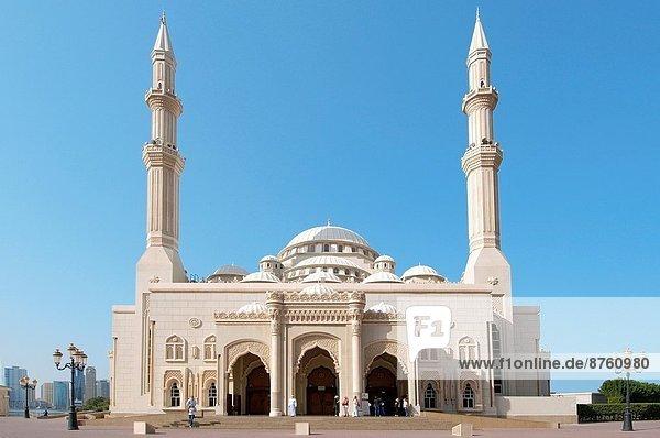 Vereinigte Arabische Emirate VAE Moschee