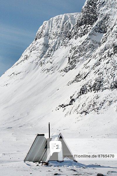 Lappland Kungsleden Schweden