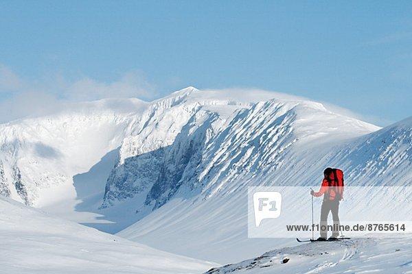 Lappland  Kebnekaise  Schweden