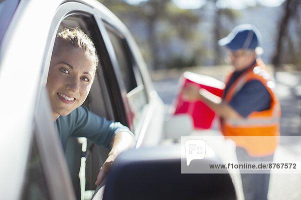 Mechanischer Straßentank für Frauen