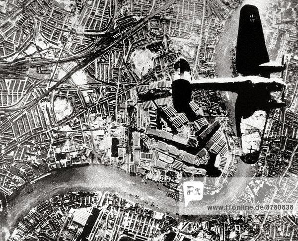 London  Hauptstadt  Geschichte  Themse  Krieg  vierziger Jahre  England  deutsch  Zweiter Weltkrieg  II.  September