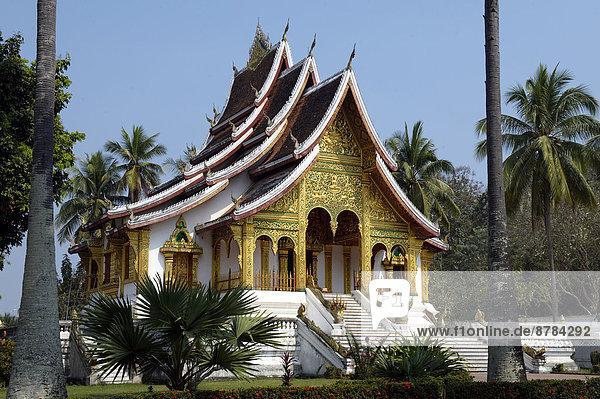 Palast  Schloß  Schlösser  Laos  Luang Prabang