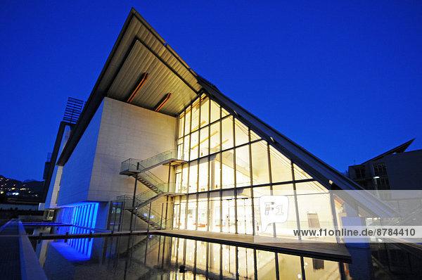 Trentino Südtirol Europa denken Architekt Klavier Design Italien