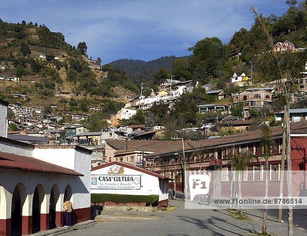 Amerika  Mexiko