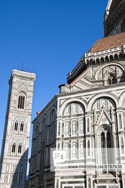 Kathedrale Florenz Italien Toskana