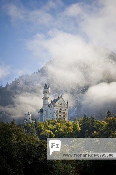 Füssen  Bayern  Deutschland