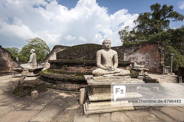 UNESCO-Welterbe  Asien  Polonnaruwa  Sri Lanka