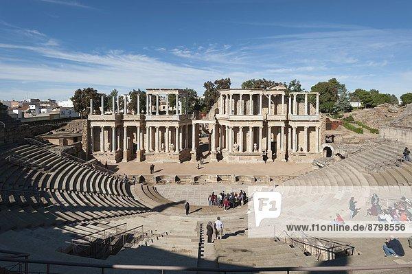 Europa  UNESCO-Welterbe  Extremadura  Spanien