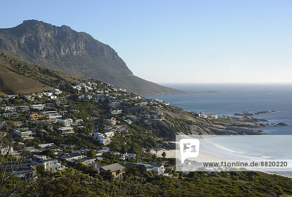 Südliches Afrika Südafrika Hout Bay Western Cape Westkap