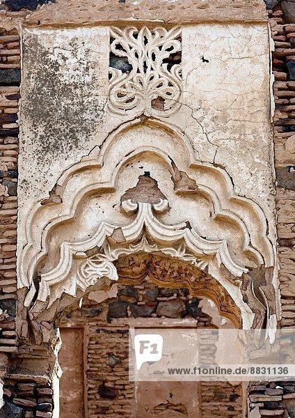 Idriss Palace  near Jizan.