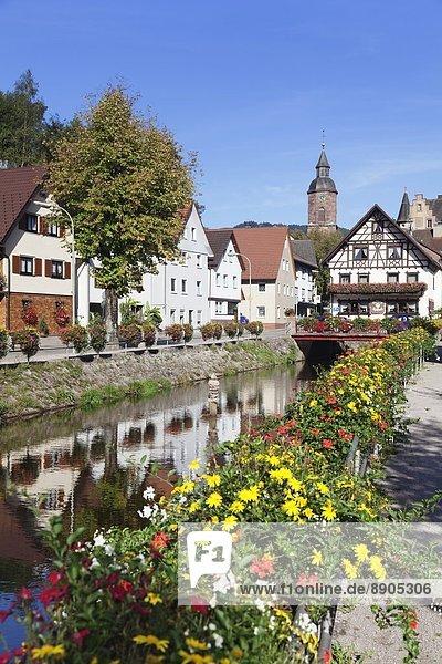 Europa Schwarzwald Deutschland Baden-Württemberg