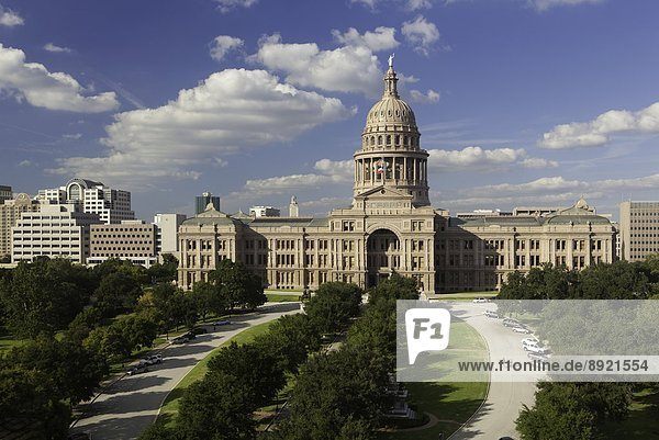 State Capital building  Austin  Texas  United States of America  North America