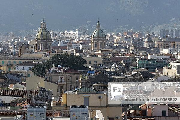 Italien Palermo Sizilien