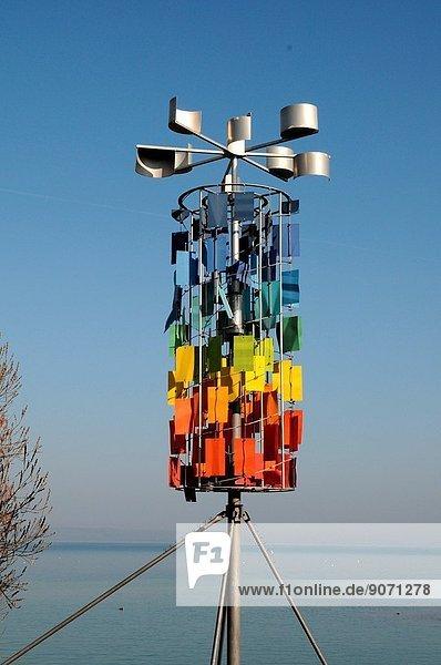Anemometer at Lake Constance Anemometer at Lake Constance
