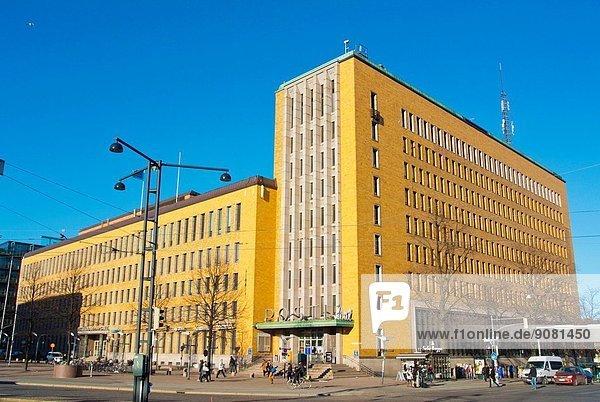 Europa Lifestyle Gebäude Büro Finnland