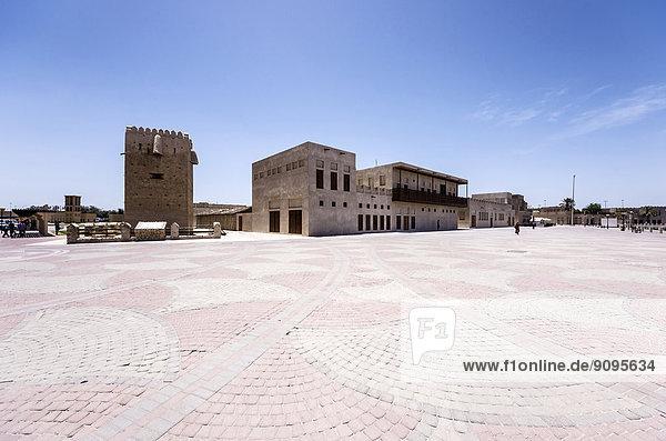 UAE  Dubai  Heritage Village