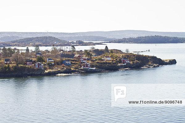 Küste  Oslo  Norwegen  Europa
