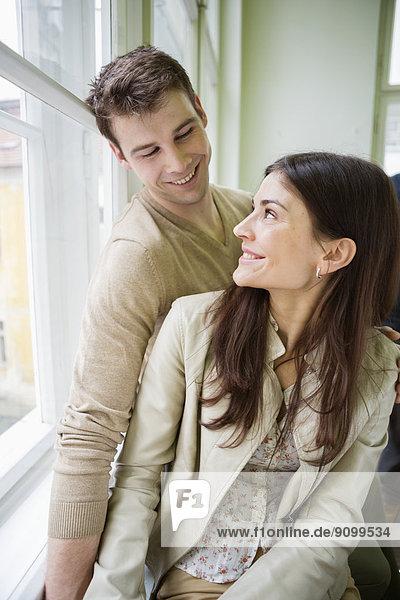 Interior  zu Hause  Fröhlichkeit  sehen  Romantik