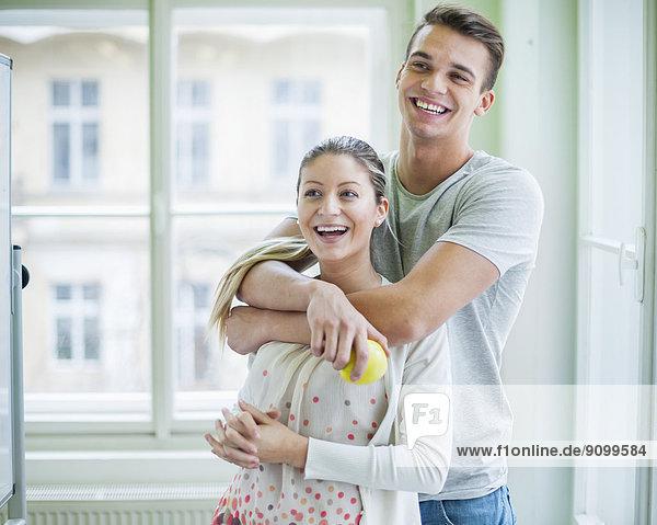 Fröhlichkeit sehen Liebe wegsehen Reise Interior zu Hause zu Hause