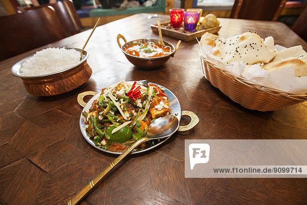 geben  Lebensmittel  Restaurant  Tisch