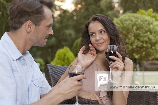 Liebe  Wein  halten  jung