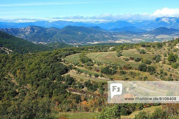 Landschaft  Tal  Huesca
