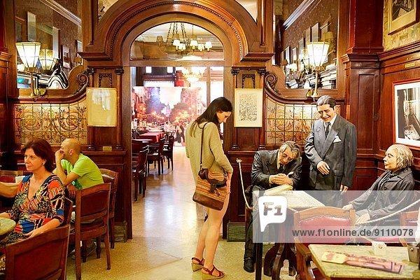 Cafe  Argentinien
