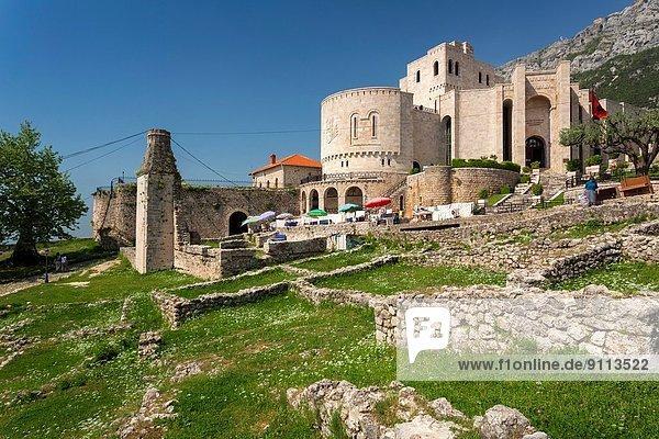 Außenaufnahme  Albanien
