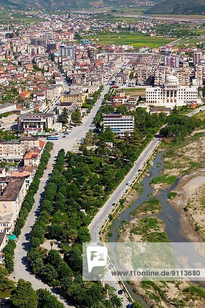Altstadt  Albanien