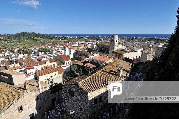 Eingang  Entdeckung  herzförmig  Herz  Geographie  Katalonien  Spanien  Tarragona