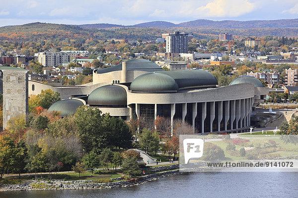 Ottawa  Hauptstadt  Zivilisation  Fluss  Museum  Kanada  kanadisch  Quebec